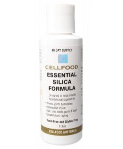 CELLFOOD Essential Silica Formula 118ml