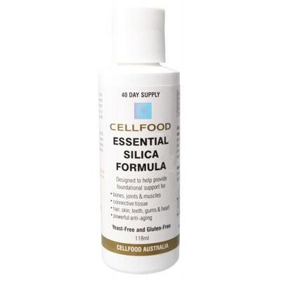 CELLFOOD Essential Silica Formula 118ml