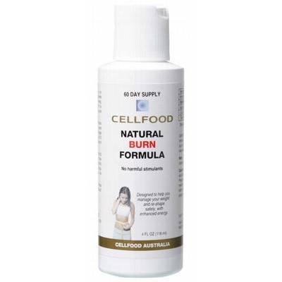 CELLFOOD Natural Burn Formula 118ml