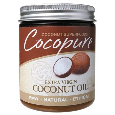 COCOPURE Coconut Oil 190ml