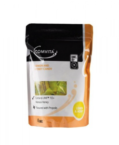 Comvita Lemon & Honey Propolis Candy 40pk
