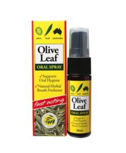Comvita Natural Olive Leaf Oral Spray