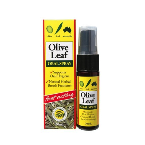 Comvita Natural Olive Leaf Oral Spray