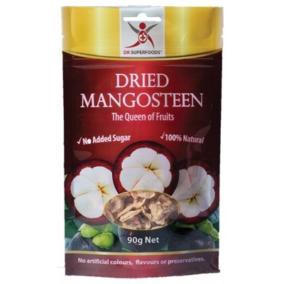 DR SUPERFOODS Dried Mangosteen 90g