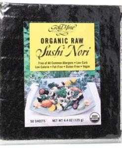 GOLD MINE Raw Sushi Nori 125g