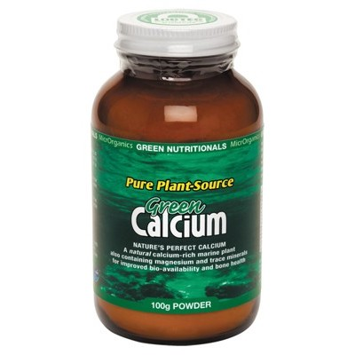 GREEN NUTRITIONALS Green Calcium Powder 100g