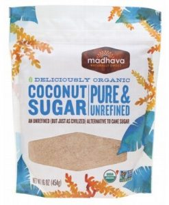 MADHAVA Coconut Sugar Blonde 454g