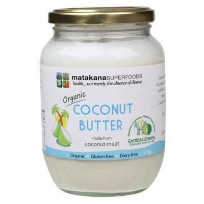 MATAKANA Coconut Butter 500g