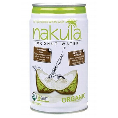 NAKULA Coconut Water Carton 12x330ml
