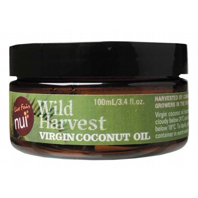 NUI Wild Coconut Oil 100ml