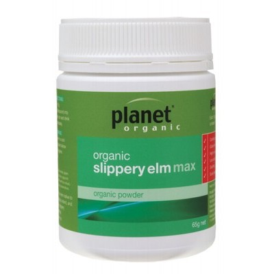 PLANET ORGANIC Slippery Elm Max 65g