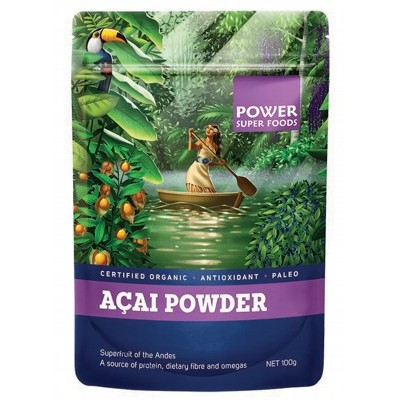 POWER SUPER FOODS Acai Berry Powder 100g