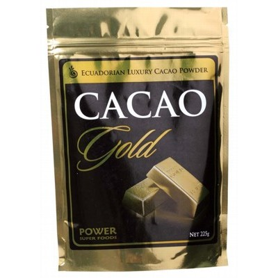 POWER SUPER FOODS Cacao Gold Powder 225g