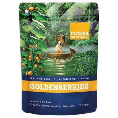 POWER SUPER FOODS Goldenberries 125g