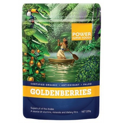 POWER SUPER FOODS Goldenberries 225g