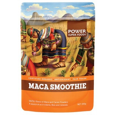 POWER SUPER FOODS Maca & Cacoa Blend 250g