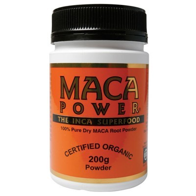 POWER SUPER FOODS Maca Powder 200g