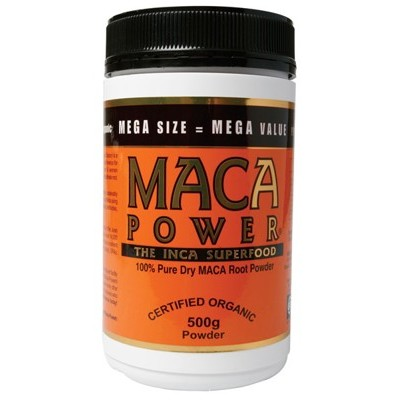 POWER SUPER FOODS Maca Powder 500g
