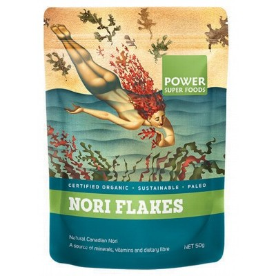POWER SUPER FOODS Nori Flakes 50g