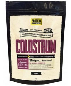 PROTEIN SUPPLIES AUST. Colostrum 500g