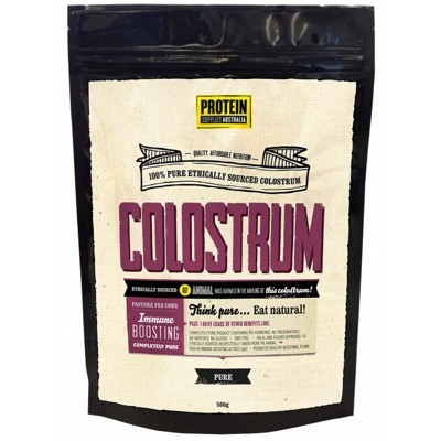 PROTEIN SUPPLIES AUST. Colostrum 500g