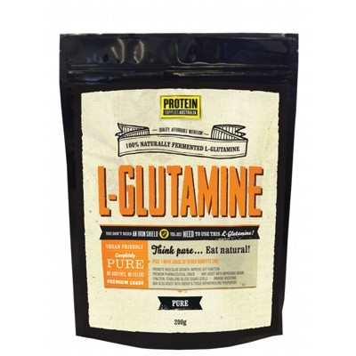PROTEIN SUPPLIES AUST. L-Glutamine 200g
