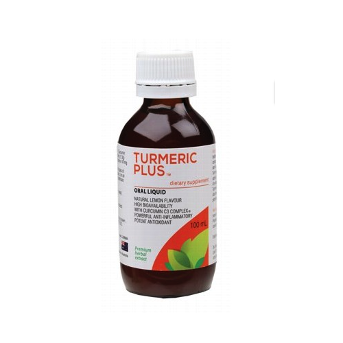 Pure Food Essentials Tumeric Plus