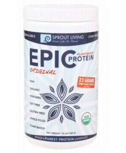 SPROUT LIVING Epic Protein Original 340g