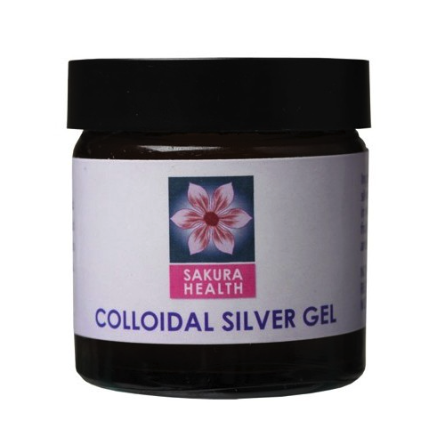 Sakura Health Colloidal Silver Gel