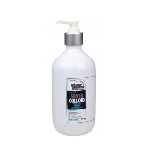 Silver Heath Pure Silver Colloid 500ml