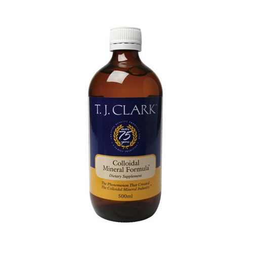 TJ Clark Colloidal Minerals 500ml