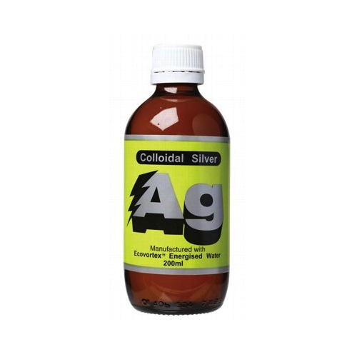TJ Clark Colloidal Silver (Ag) 200ml