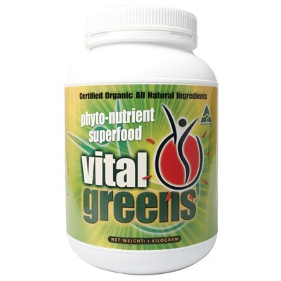 VITAL GREENS Superfood Powder 1kg