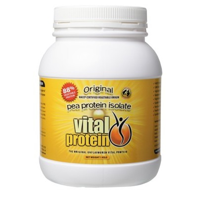VITAL PROTEIN Pea Protein Isolate 1kg