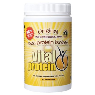VITAL PROTEIN Pea Protein Isolate 500g