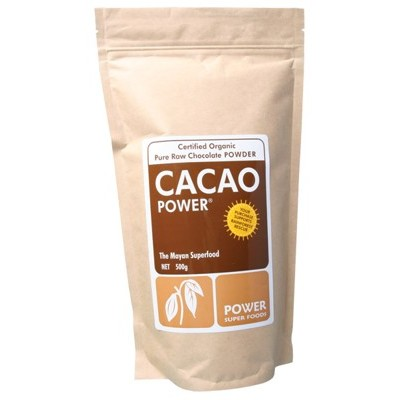 POWER SUPER FOODS Cacao 500g
