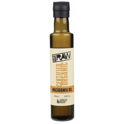 EVERY BIT ORGANIC RAW Macadamia Oil