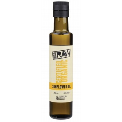 EVERY BIT ORGANIC RAW Sunflower Oil