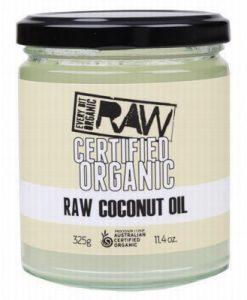 EVERY BIT ORGANIC RAW Coconut Oil