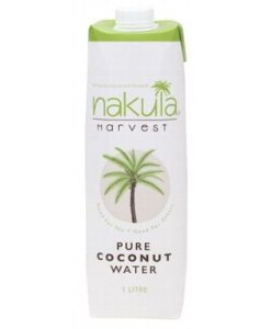 Nakula Coconut Water 12x1L