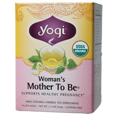 YOGI TEA Herbal Tea Bags Womans Mother To Be