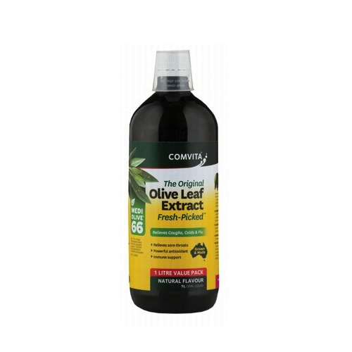 Comvita Natural Olive Leaf Extract Natural 1L