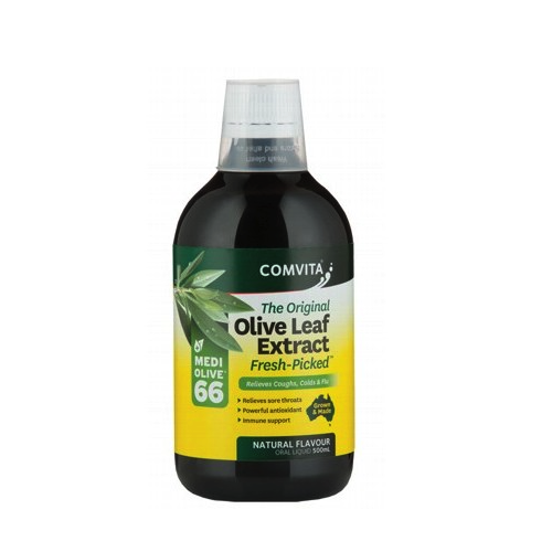 Comvita Natural Olive Leaf Extract 500ml