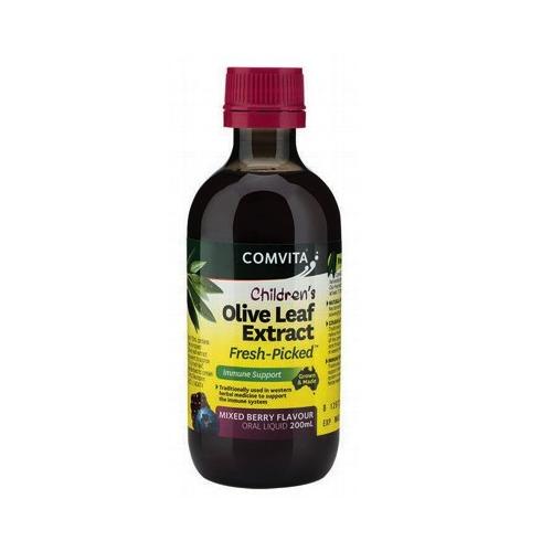 Comvita Children's Natural Olive Leaf Extract 200ml