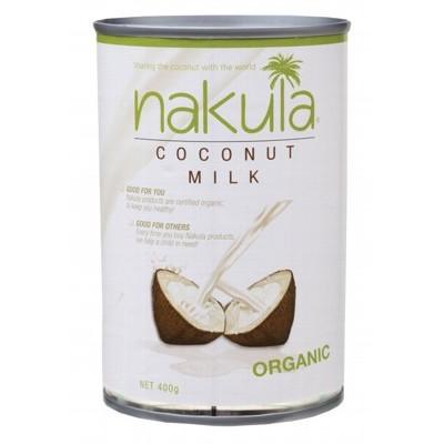 NAKULA Coconut Milk 12 x400g