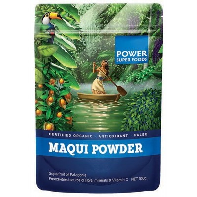 POWER SUPER FOODS Maqui Powder 100g