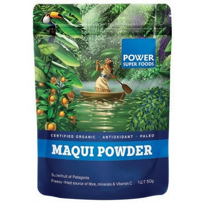 POWER SUPER FOODS Maqui Powder 50g
