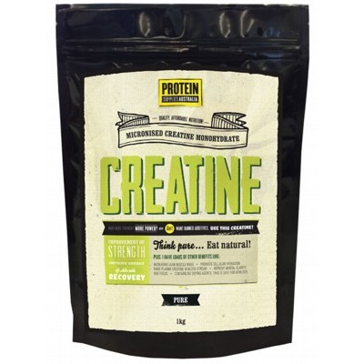 PROTEIN SUPPLIES AUST. Creatine 1kg