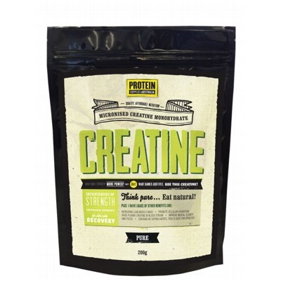 PROTEIN SUPPLIES AUST. Creatine 200g