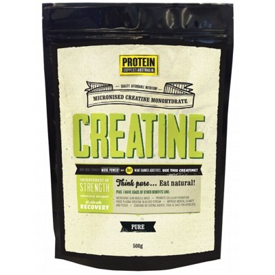 PROTEIN SUPPLIES AUST. Creatine 500g